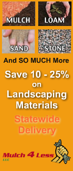 Save 10-25% on NH Landscaping Materials Today!