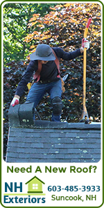 NH Roofing Contractor NH Exteriors has completed over 15,000 projects for over 5,000 repeat customers!