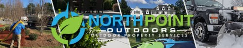From landscape services in the summer to dealing with the harsh New England weather in the winter, North Point provides a professional and dependable full season service.